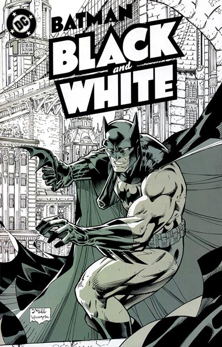 Batman - Black and White 1