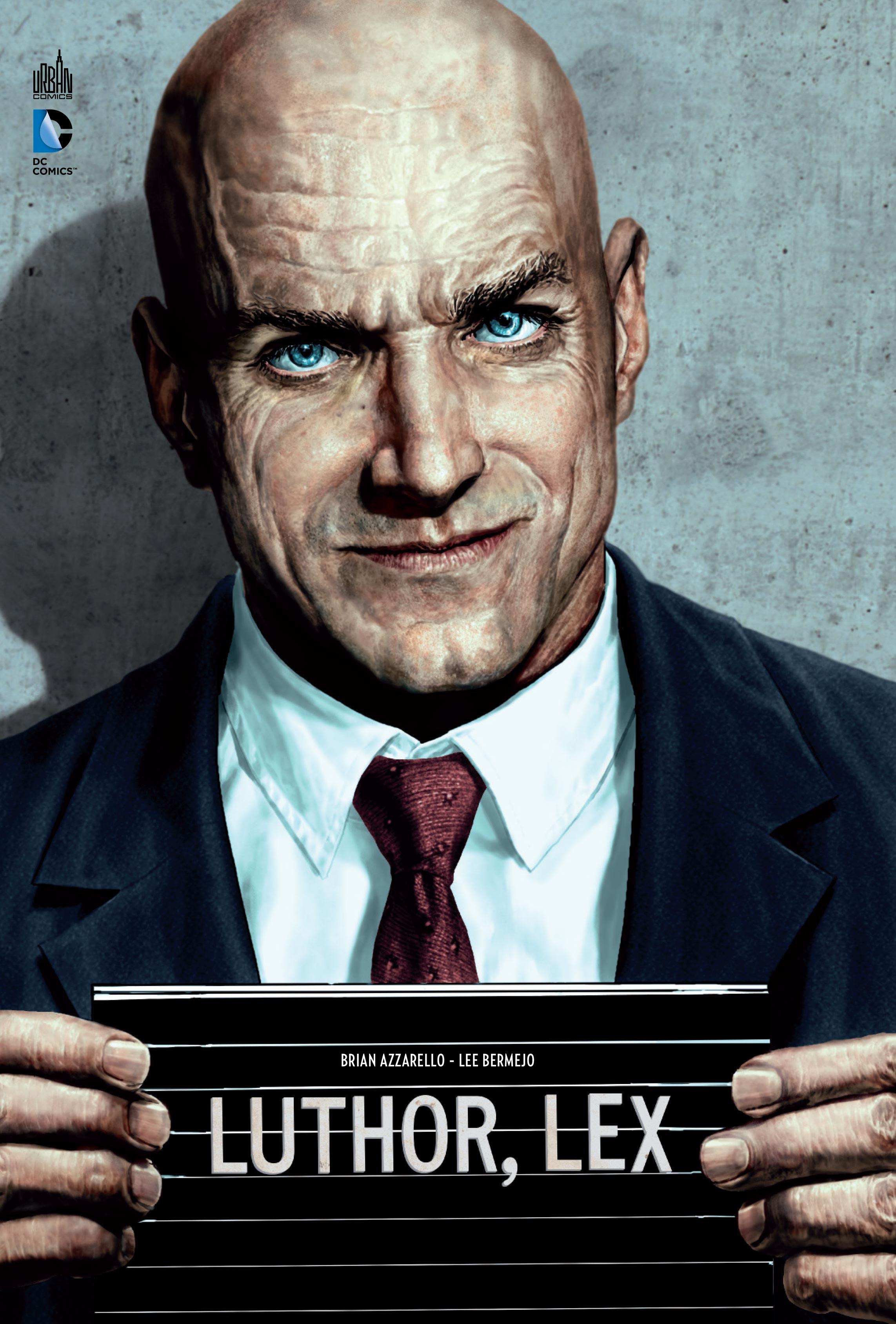 Superman - Lex Luthor 1