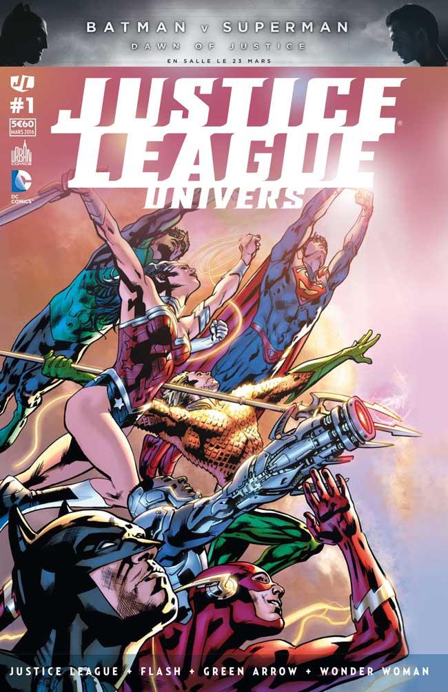 Justice League Univers 1