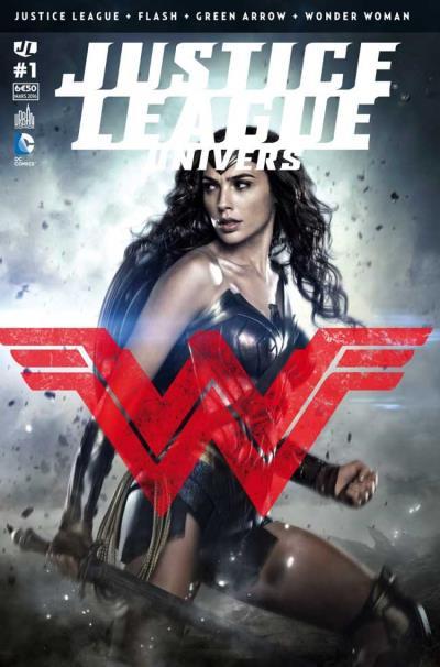 Justice League Univers 1 - Variant BVS
