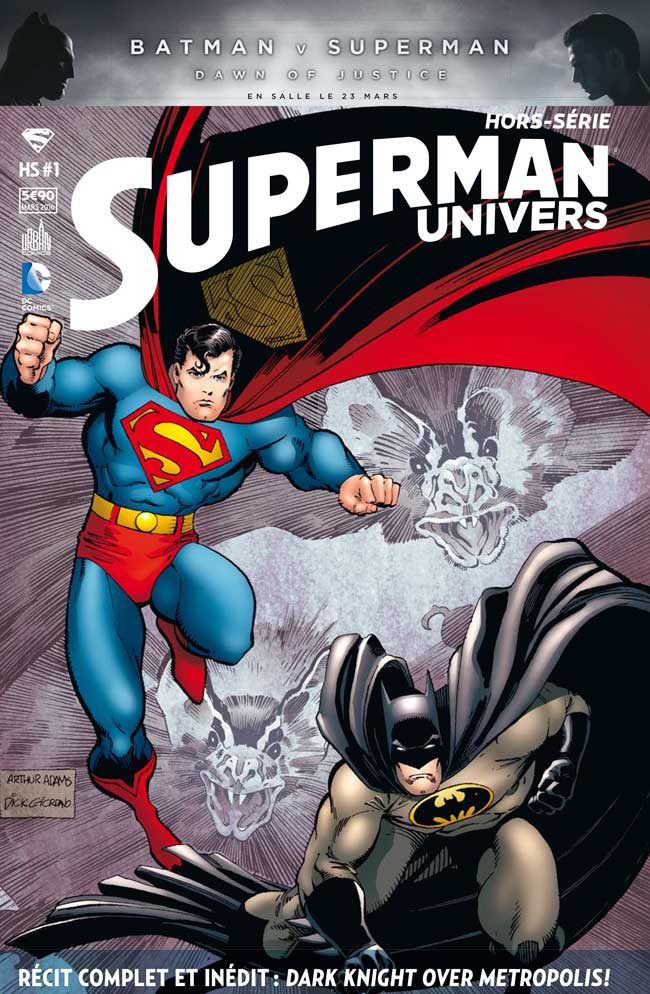 Superman Univers Hors-Série 1 - Dark Knight Over Metropolis