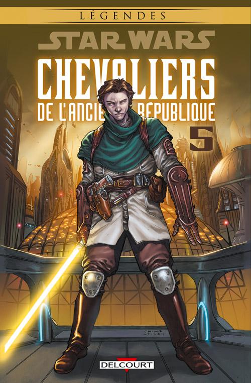 Star Wars - Chevaliers de l'Ancienne République 5 - Réédition légendes