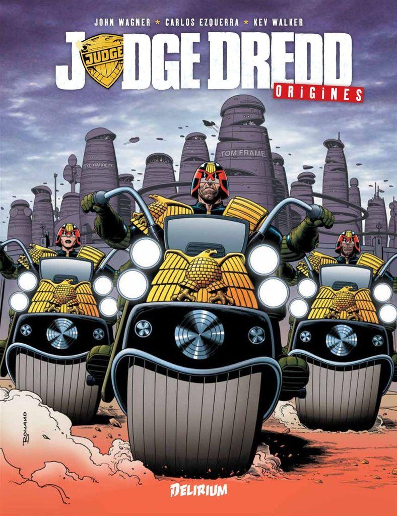 Judge Dredd - Origines 1