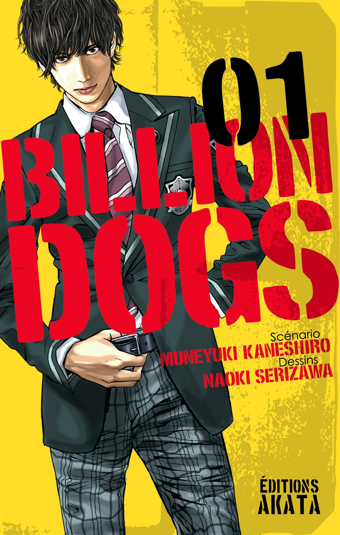 Billion Dogs 1