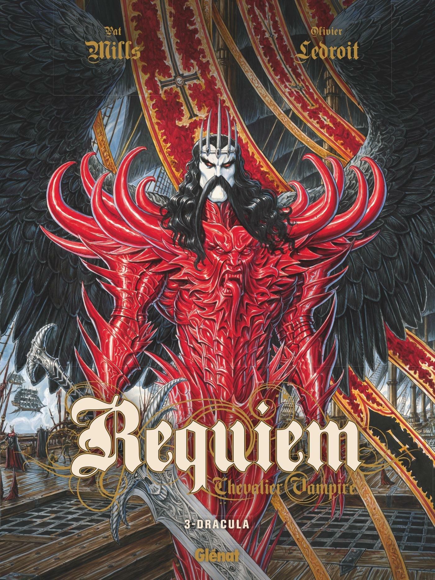 Requiem Chevalier Vampire 3 - Dracula