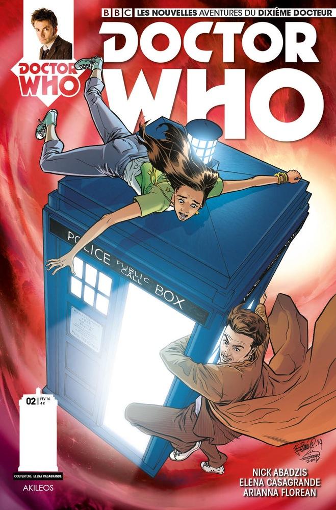 Doctor Who Comics - Dixième Docteur 2 - Doctor Who comics - Dixième Docteur 2