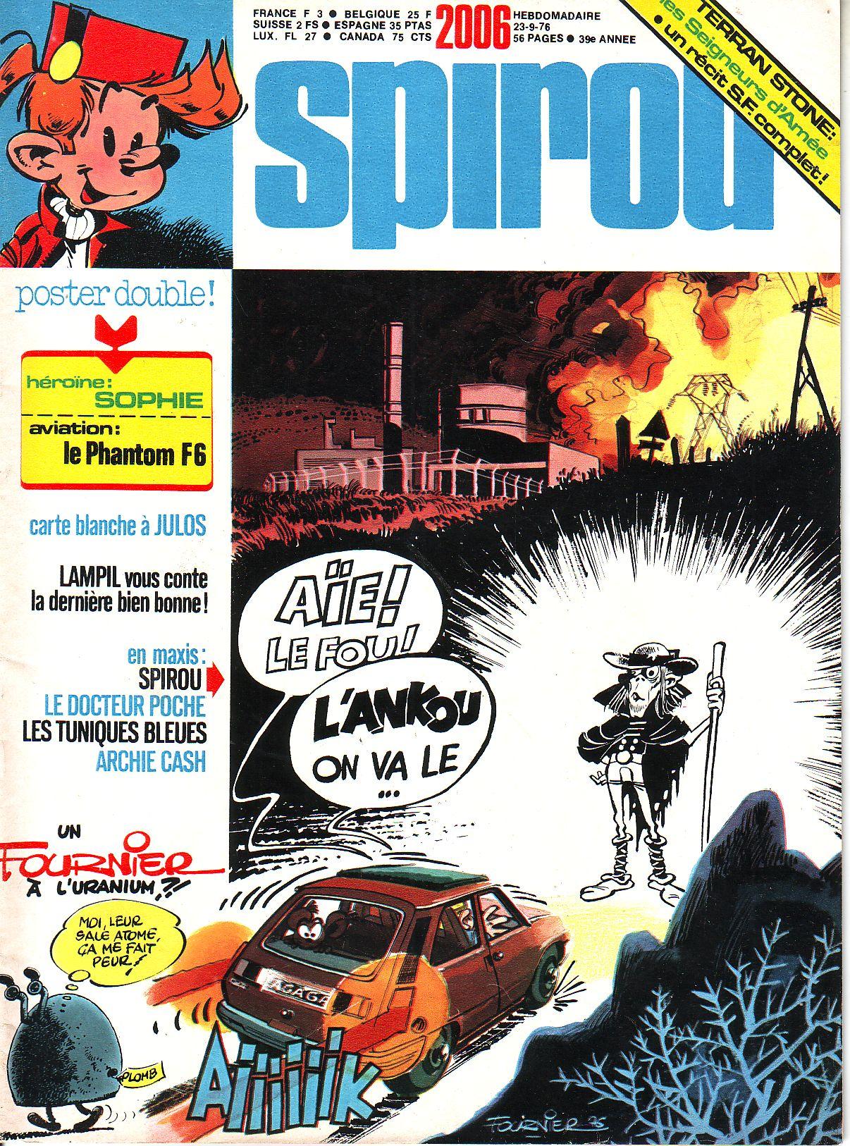 Le journal de Spirou 2006