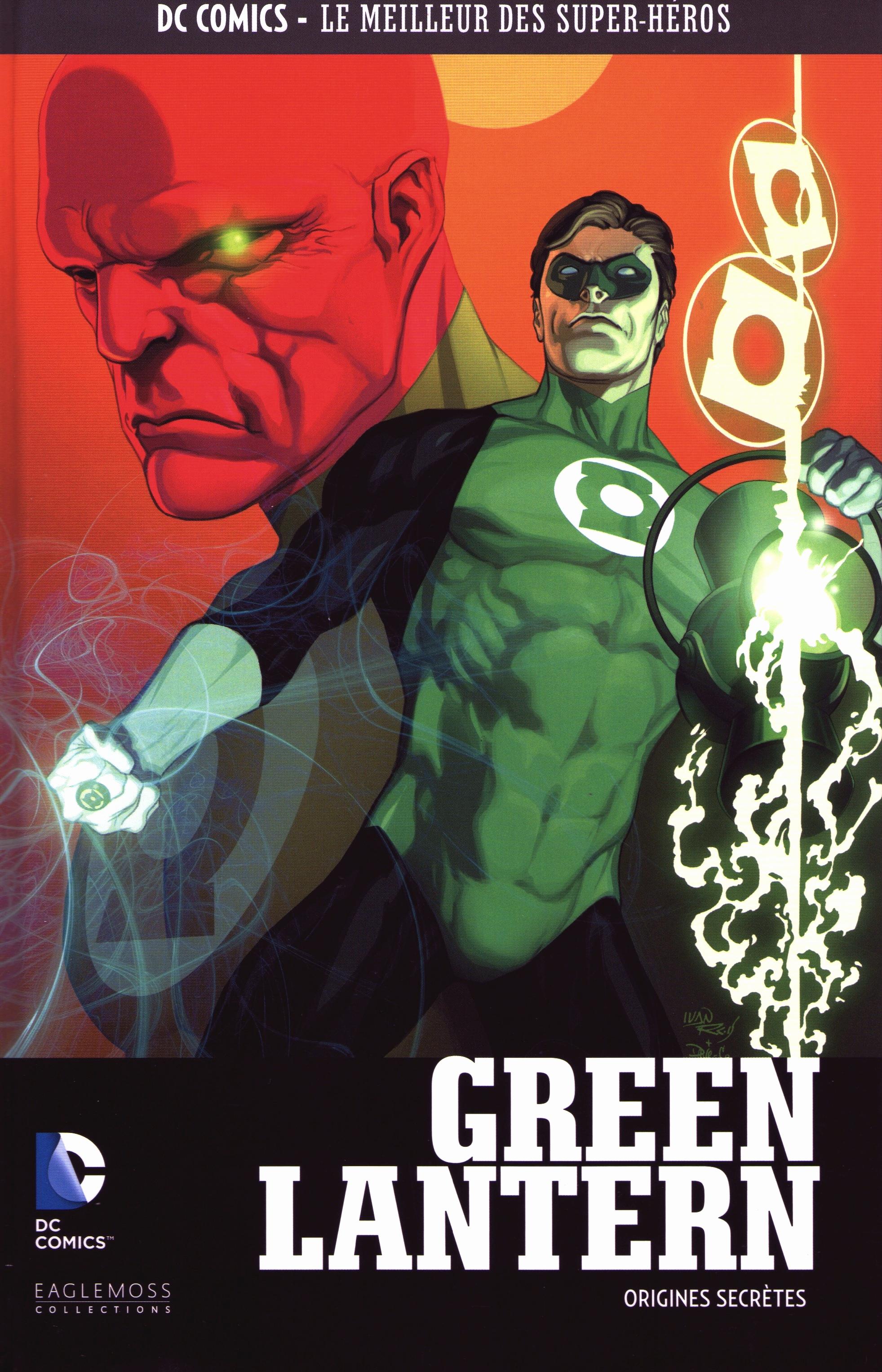 DC Comics - Le Meilleur des Super-Héros 15 - Green Lantern - Origine secrète