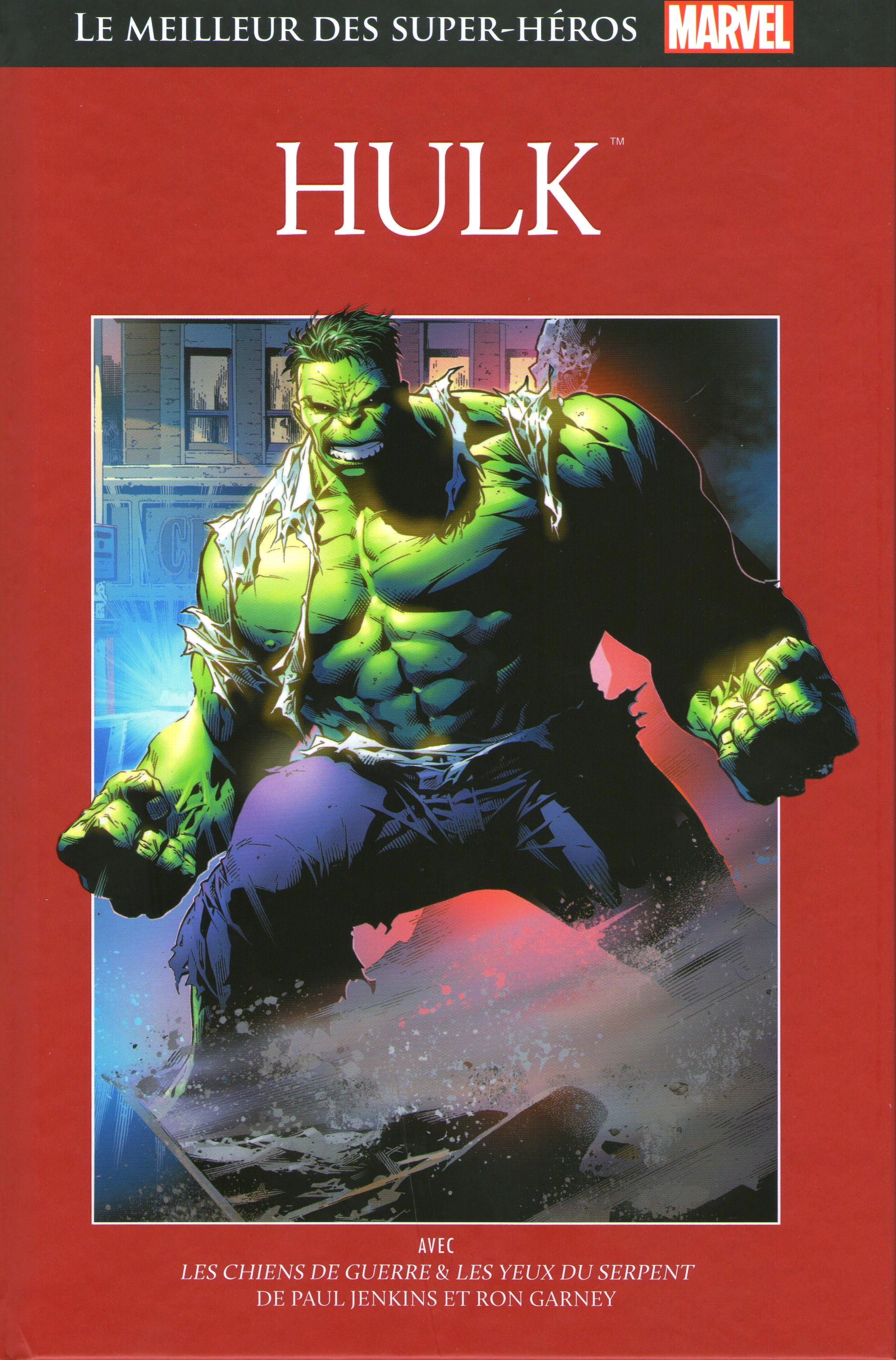 Le Meilleur des Super-Héros Marvel 5 - Hulk