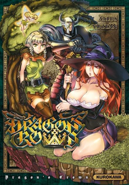 Dragon's crown 1