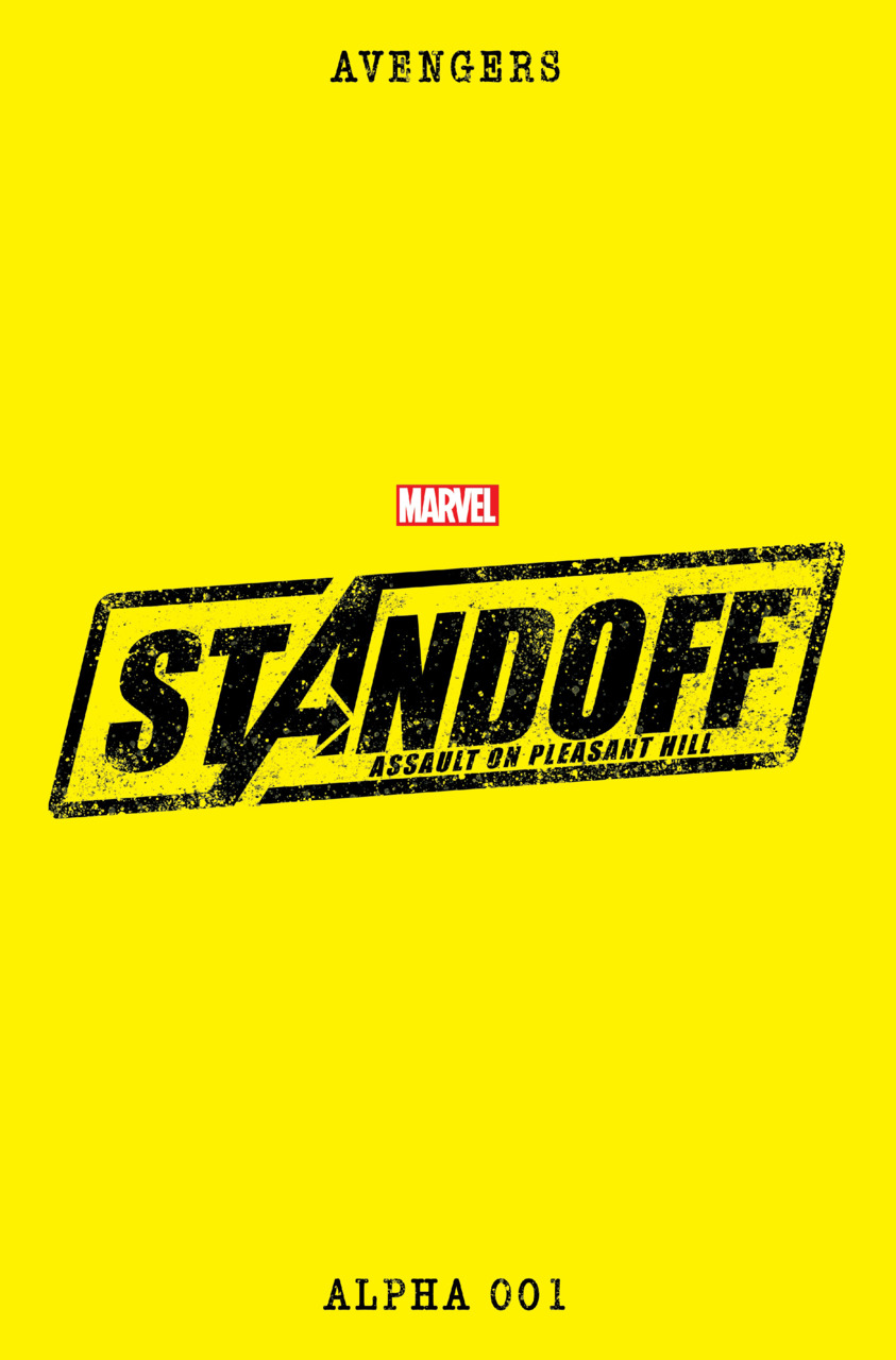 Avengers Standoff - Assault On Pleasant Hill Alpha 1 - Issue 1