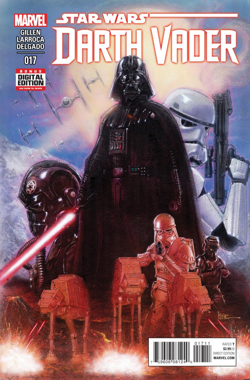 Star Wars - Darth Vader 17 - Book III, Part II: The Shu-Torun War