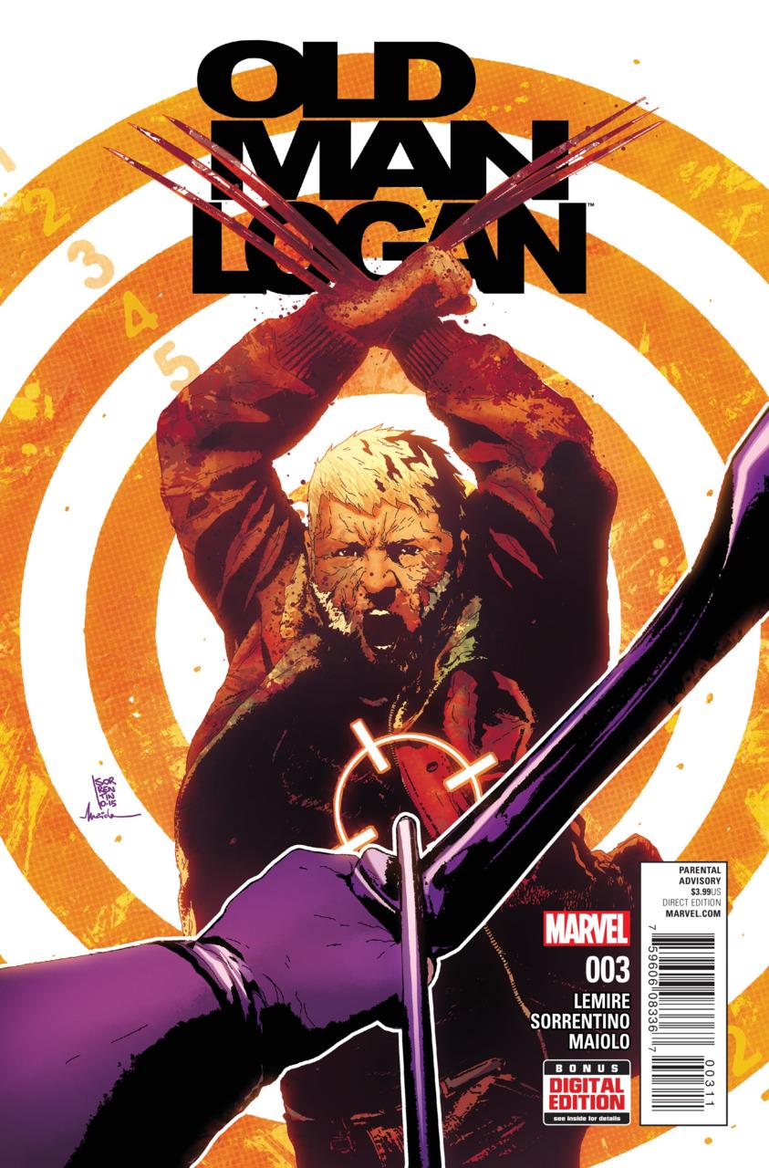 Old Man Logan 3 - Berserker: Part Three