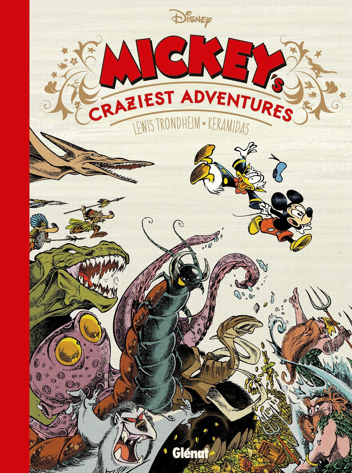 Mickey's Craziest Adventures 1 - Mickey's Craziest Adventures