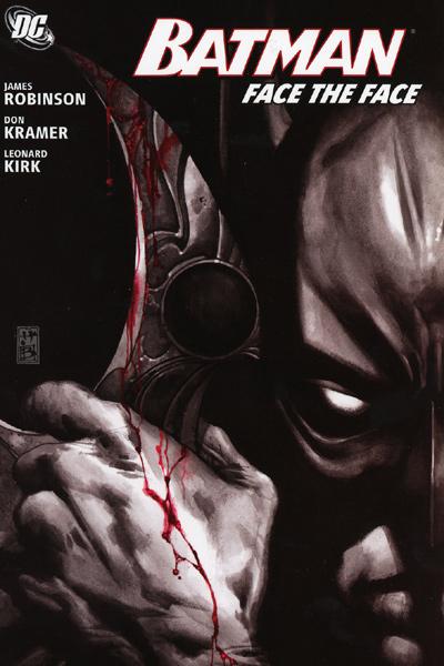 Batman - Face the Face 1 - Face the Face