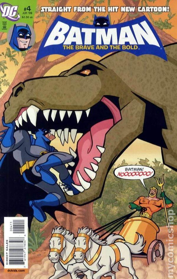 Batman - L'alliance des héros 4 - Menace of the Time Thief!