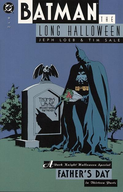 Batman - Un Long Halloween 9 - Chapter Nine: Father's Day