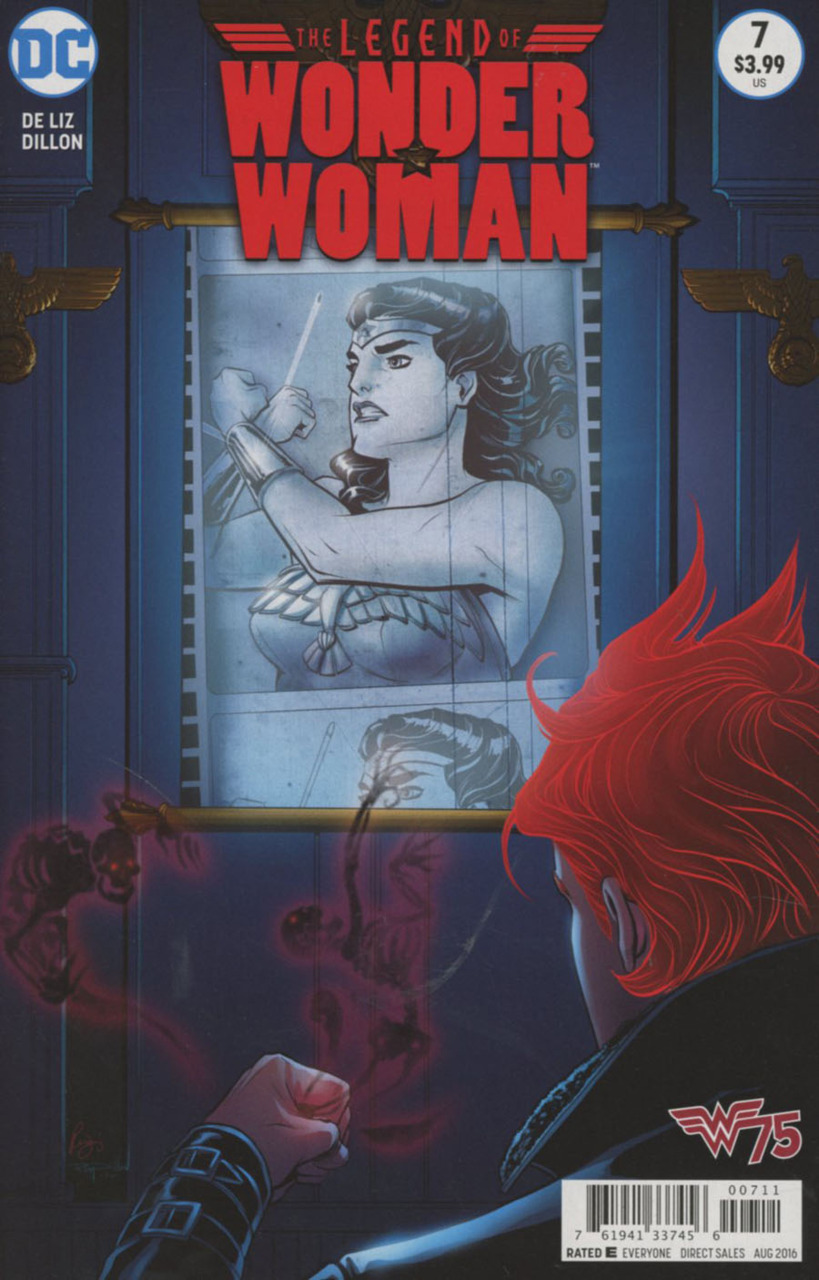 The Legend of Wonder Woman 7