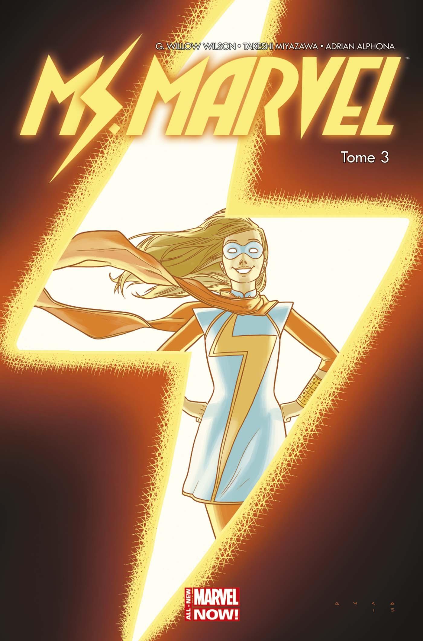 Ms. Marvel 3 - Coup de foudre