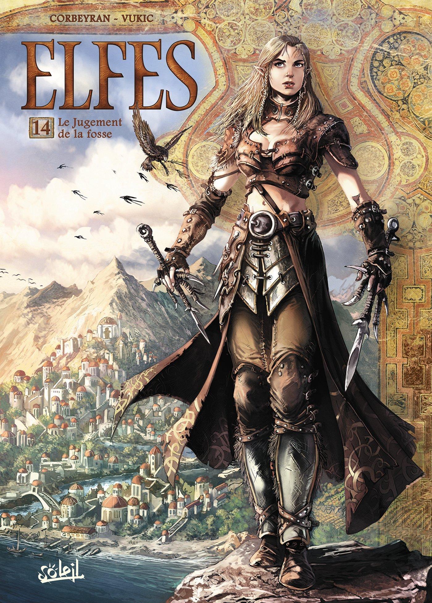 Elfes 14 - Le Jugement de la fosse