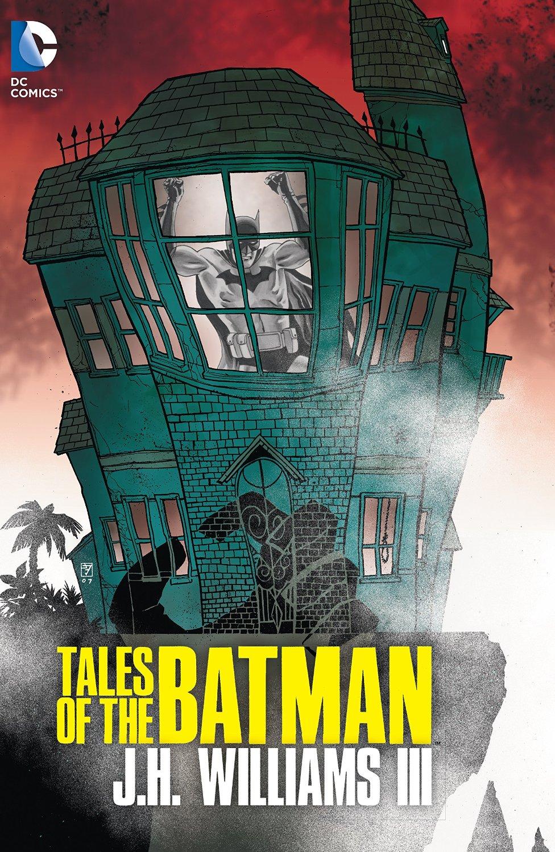 Tales of the Batman - J.H. Williams III 1 - J.H. Williams III