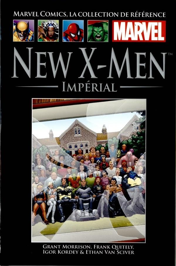 Marvel Comics, la Collection de Référence 26 - New X-Men - Impérial