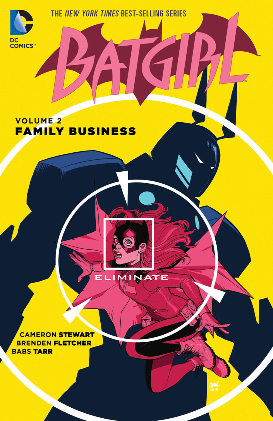 Batgirl 2 - Family Business