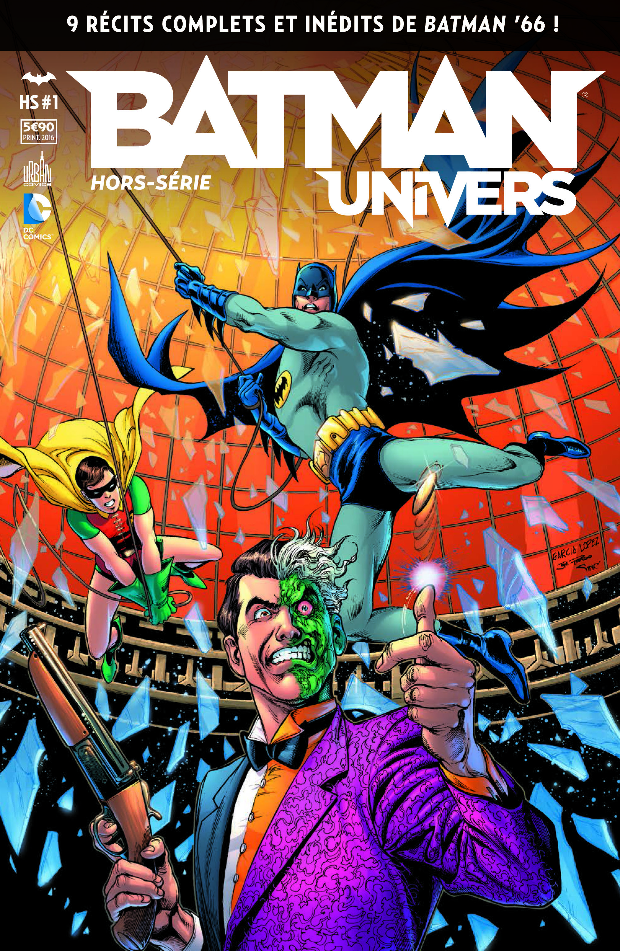 Batman Univers Hors-Série 1 - BATMAN '66