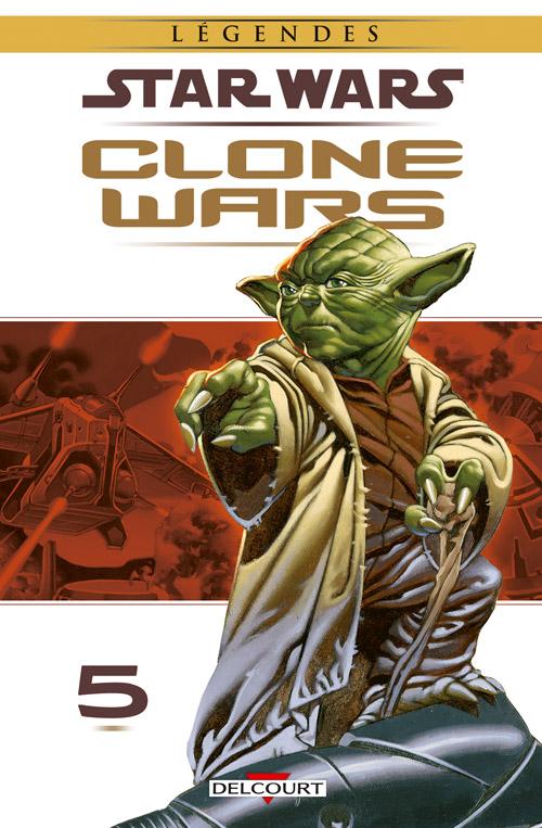 Star Wars - Clone Wars 5 - Les meilleures lames - Rééditions légendes