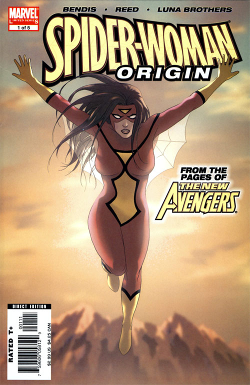 Spider-Woman - Origin 1
