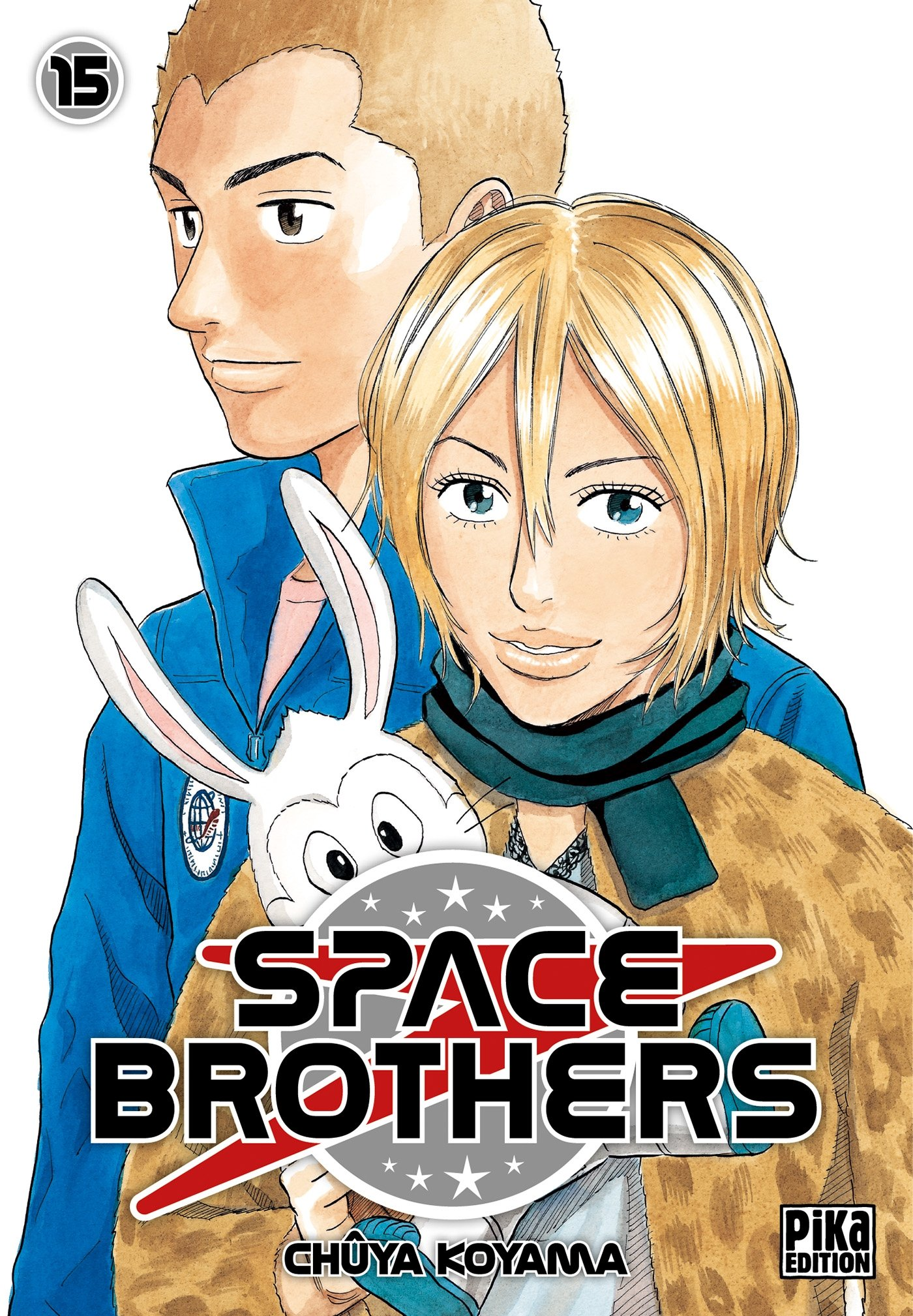 Space Brothers 15