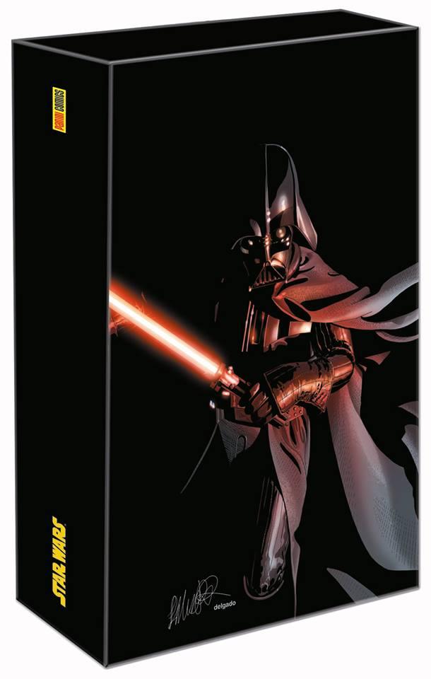 Star Wars 7 - Édition collector de Mark Brooks avec coffret - Tirage limité à 800 exemplaires