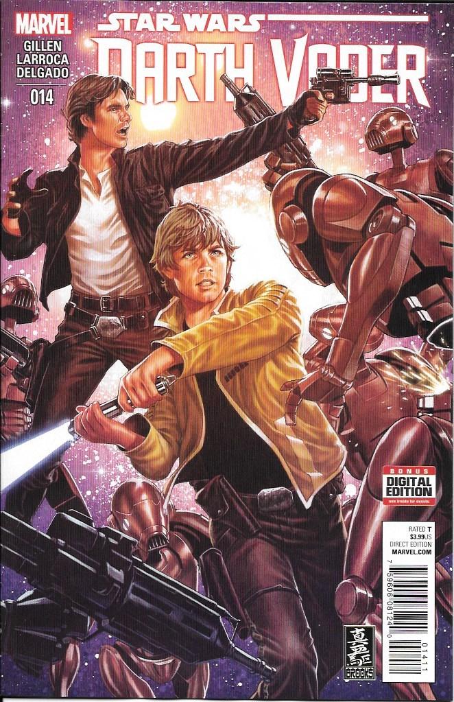 Star Wars - Darth Vader 14 - Vader Down Part IV