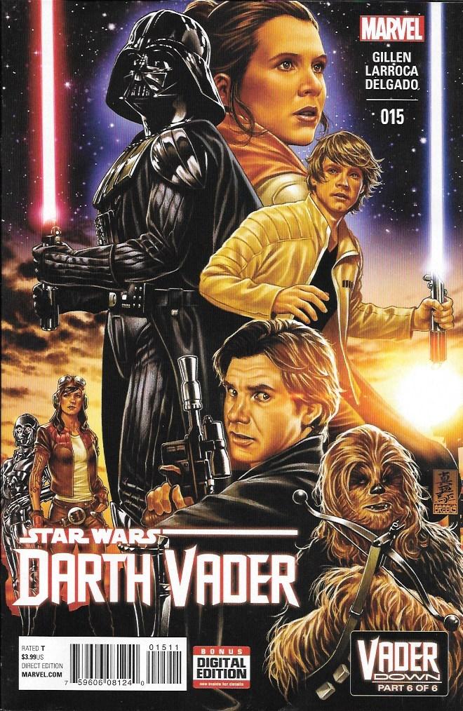 Star Wars - Darth Vader 15