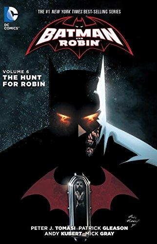 Batman & Robin 6 - The Hunt for Robin