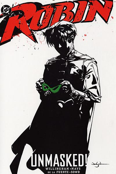 Robin 2 - Unmasked!