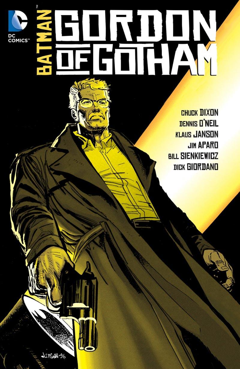Batman - Gordon of Gotham 1 - Gordon of Gotham