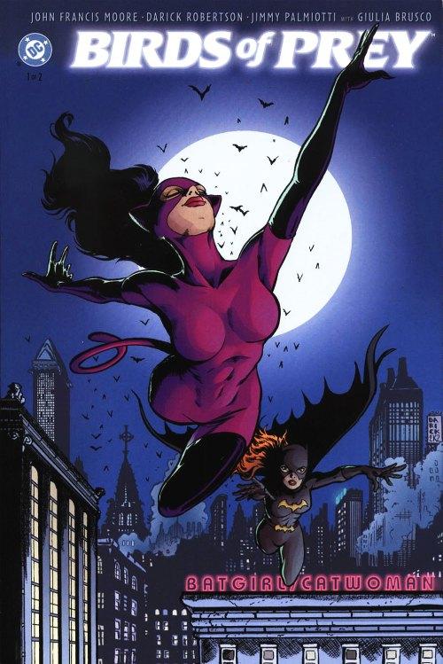 Birds of Prey - Batgirl / Catwoman 1