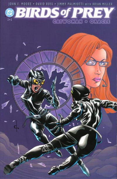 Birds of Prey - Catwoman / Oracle 1