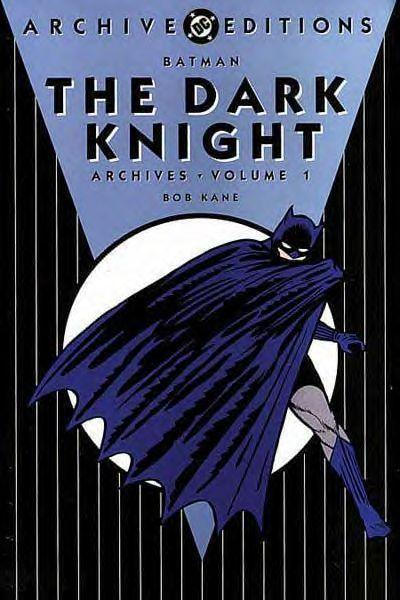 Batman - The Dark Knight Archives 1 - Volume 1