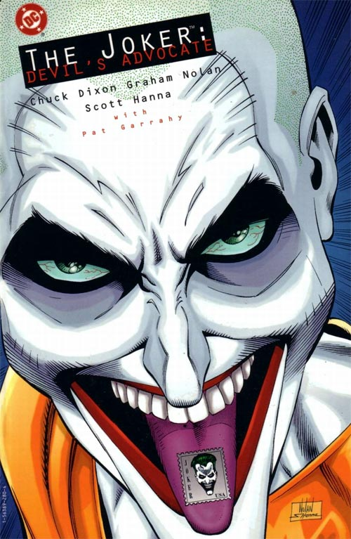 The Joker - The Devil's Advocate 1 - Devil's Advocate
