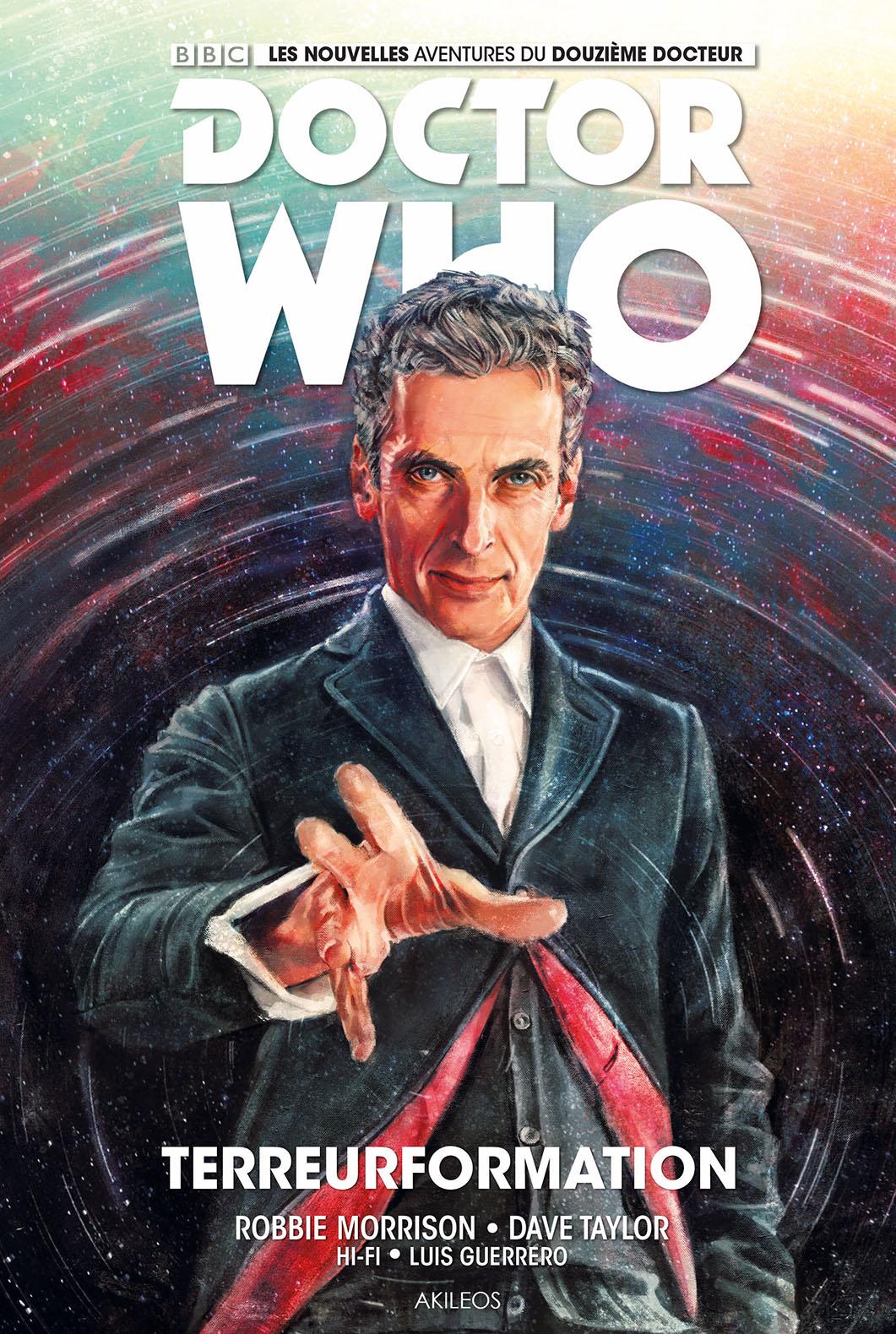 Doctor Who Comics - Douzième Docteur 1 - Terreurformation