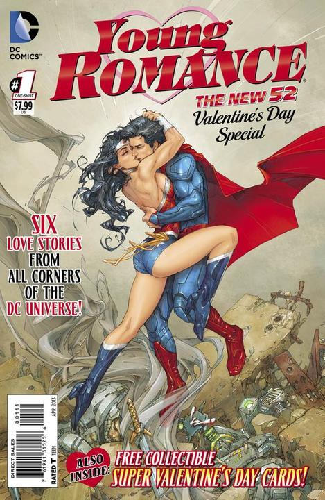 Young Romance - The New 52 Valentine's Day Special 1