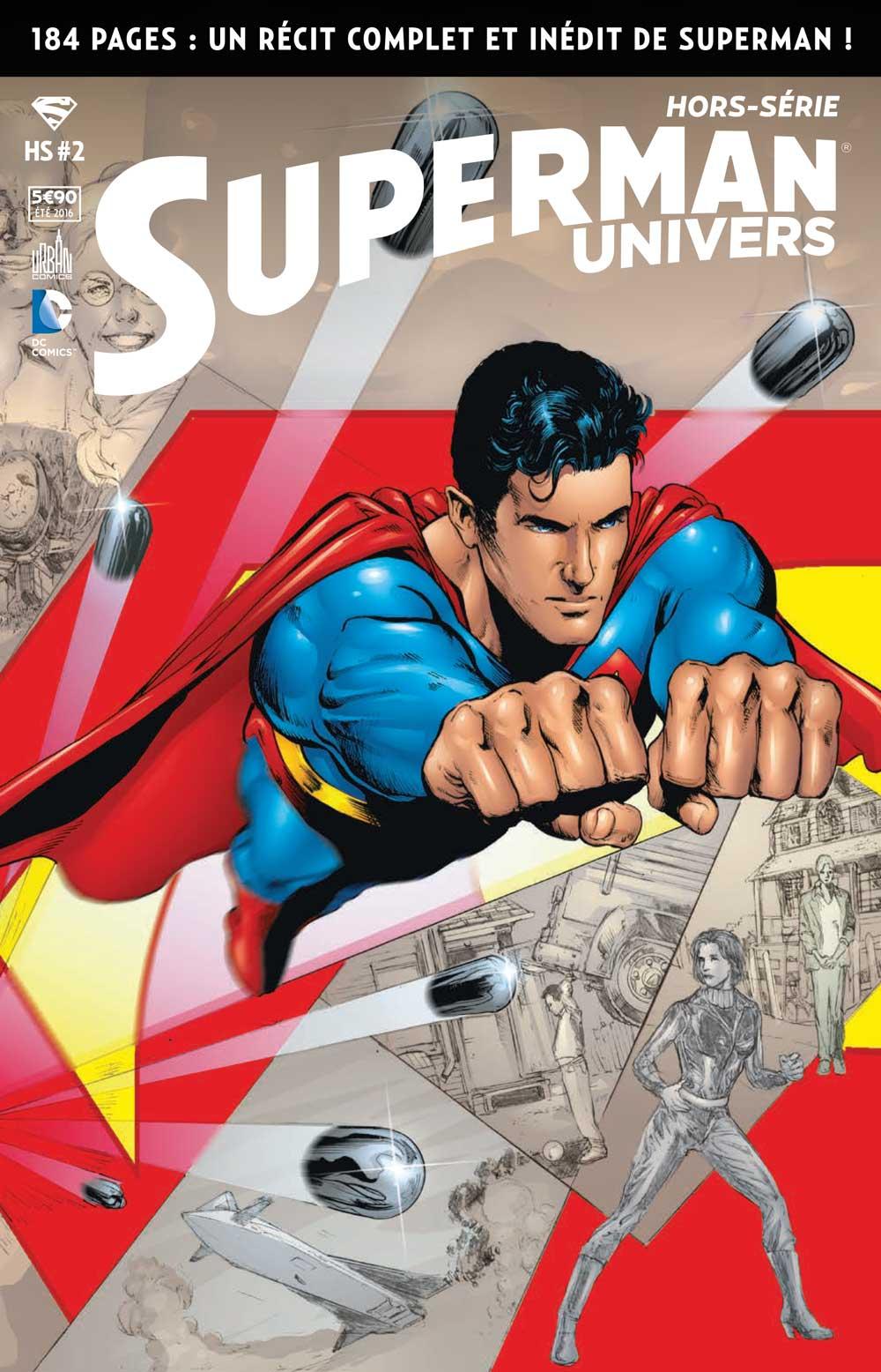 Superman Univers Hors-Série 2 - No Limits