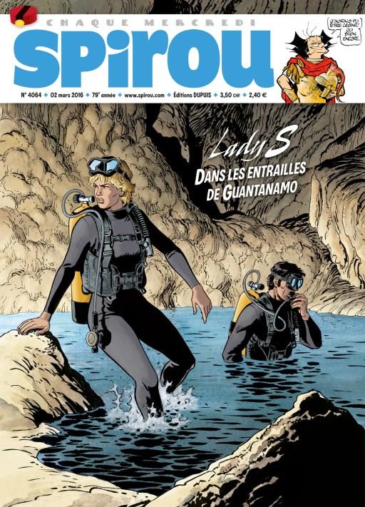 Le journal de Spirou 4064
