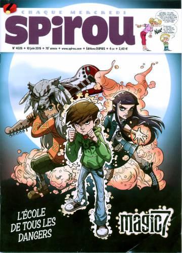 Le journal de Spirou 4026