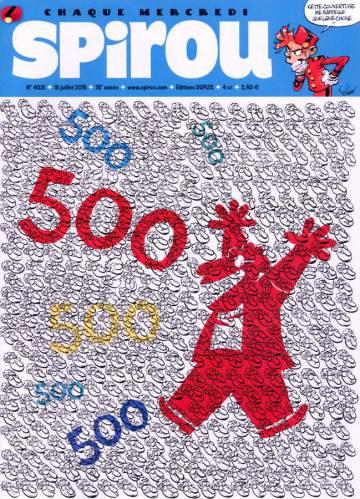 Le journal de Spirou 4031
