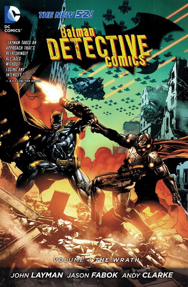 Batman - Detective Comics 4 - The Wrath