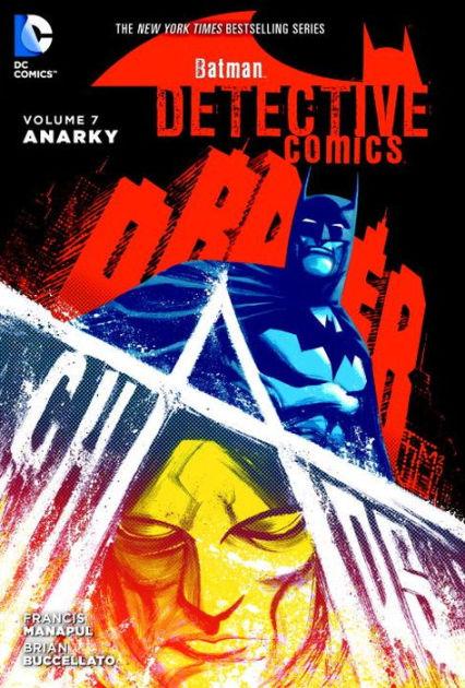 Batman - Detective Comics 7 - Anarky