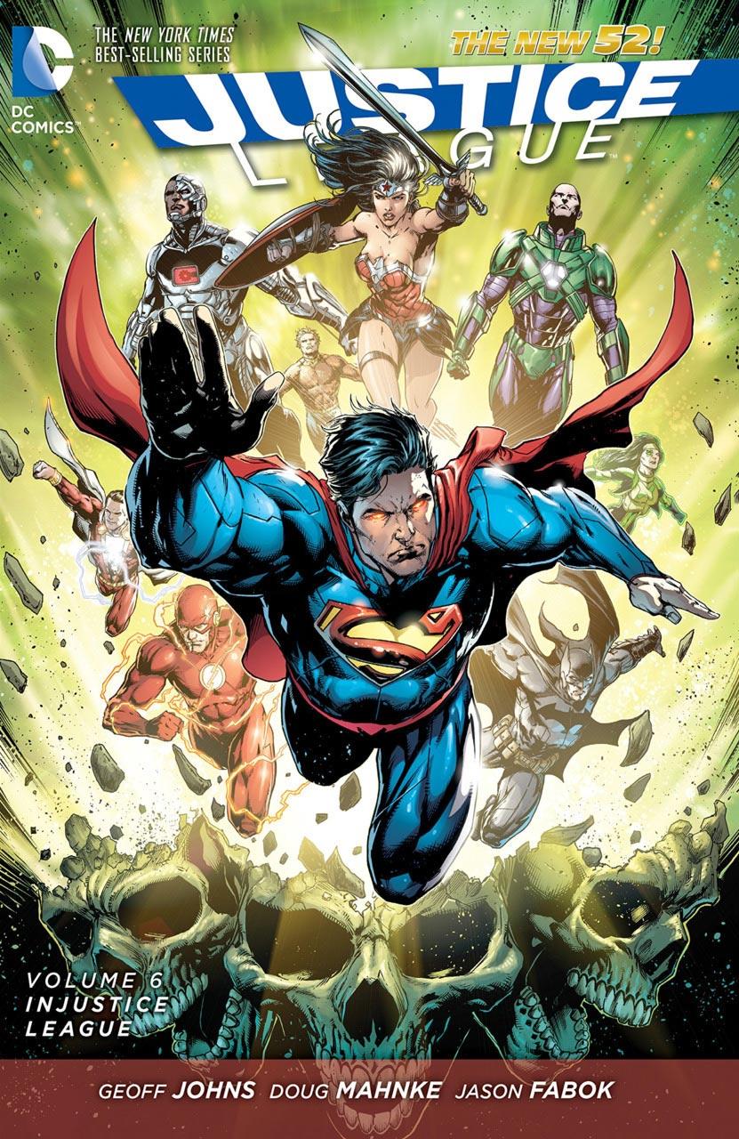 Justice League 6 - Injustice League